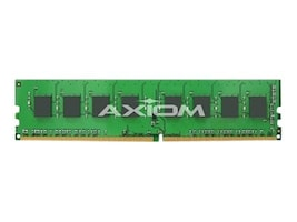 Axiom 8GB PC4-17000 288-pin DDR4 SDRAM UDIMM for Select EliteDesk, ProDesk Models, P1N52AA-AX, 30910030, Memory