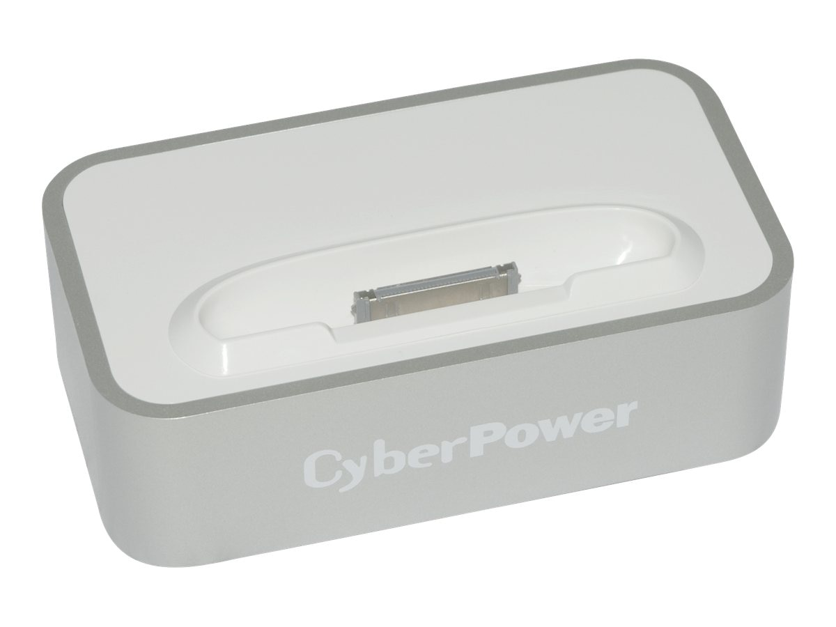 CyberPower Power Dock Charger for iPod iPhone