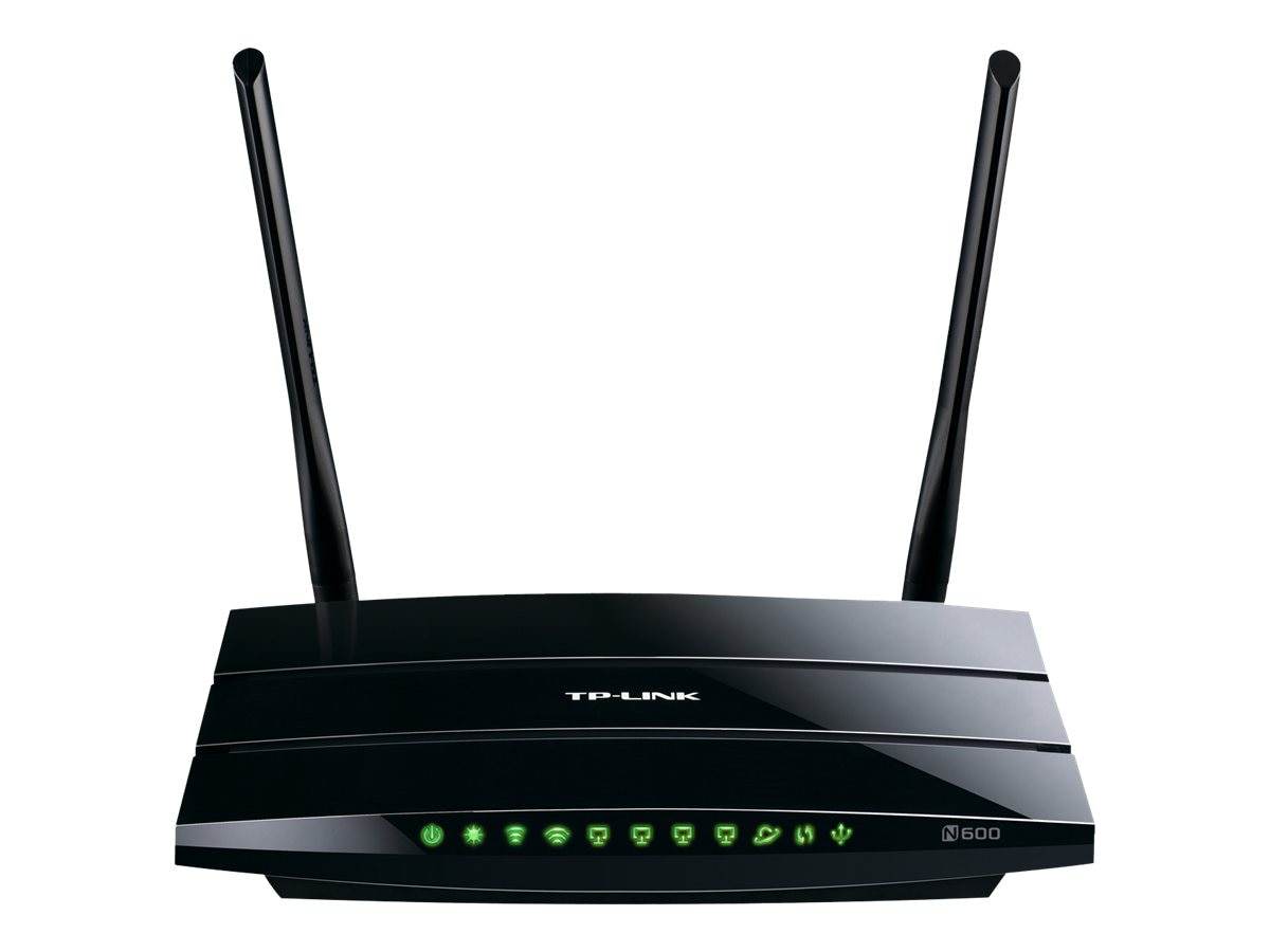 TP-LINK Wireless N600 Dual Band Router 2.4GHz 300Mbps+5Ghz 300Mbps USB port IP QoS WiFi On Off Switch, TL-WDR3500, 14751083, Wireless Routers