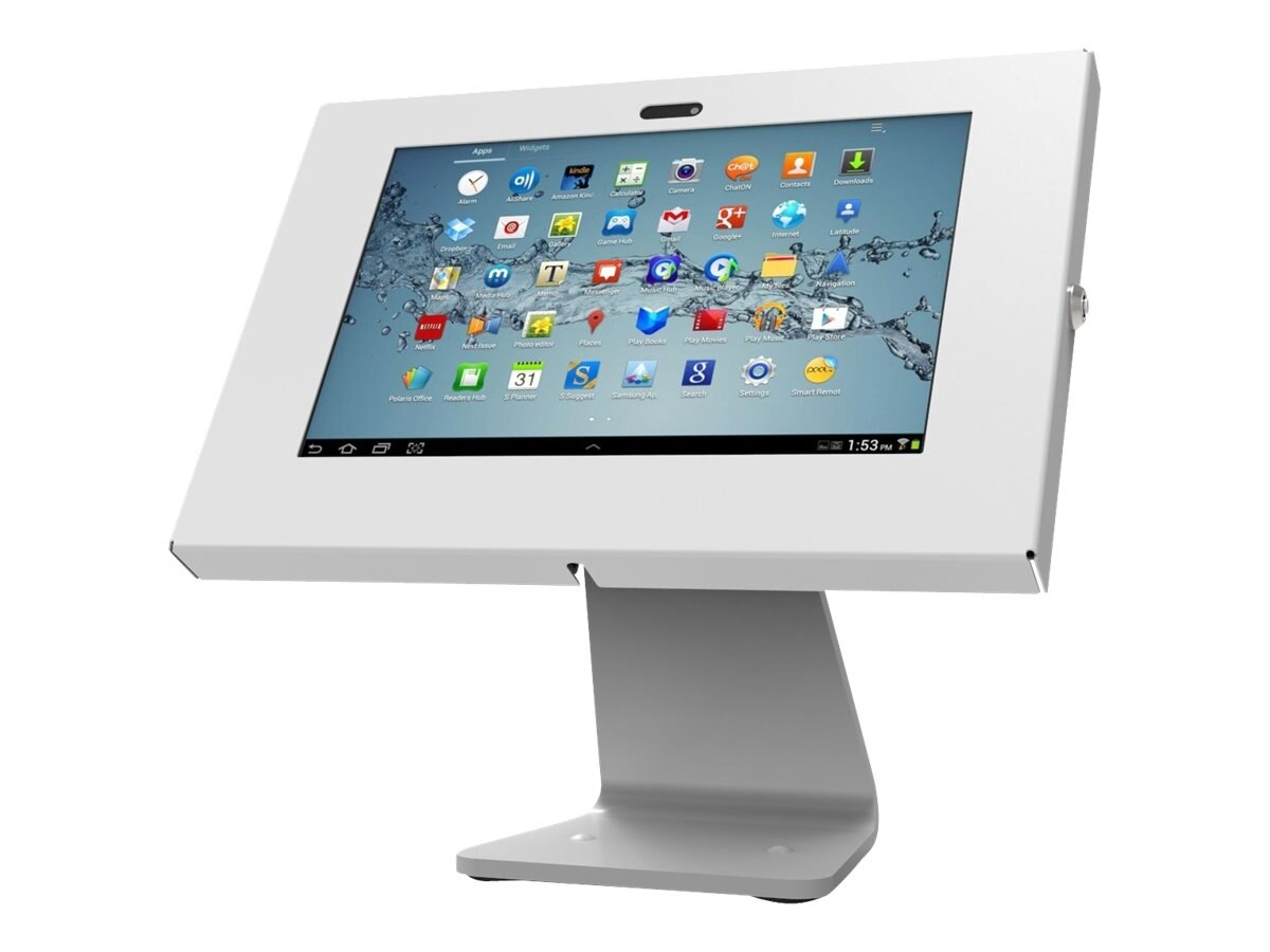 Compulocks Galaxy Tab 3 Enclosure Secure Kiosk, 303B205GEB