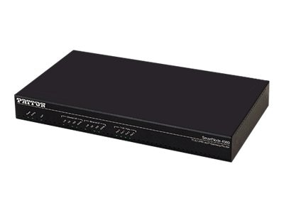 Patton SmartNode 1 T1 E1 {RI VoIP GW, SN4981/1E24V/EUI, 16096211, Network Voice Routers
