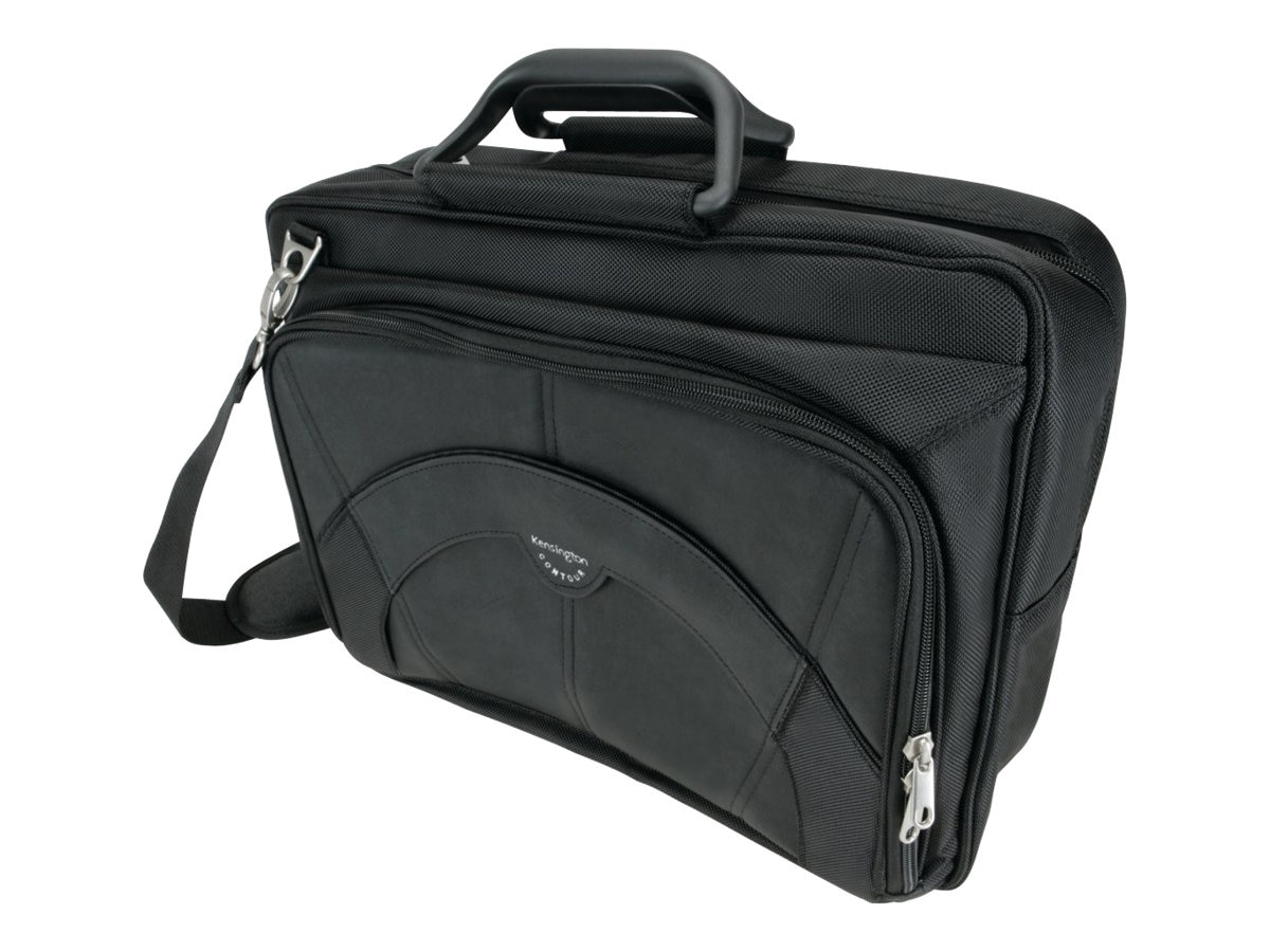 Kensington Contour Pro 17 Notebook Carrying Case, 62340, 468232, Carrying Cases - Notebook