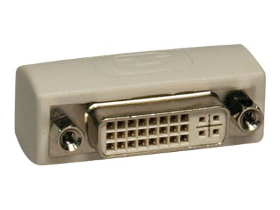 Tripp Lite Compact DVI Gender Changer, P162-000