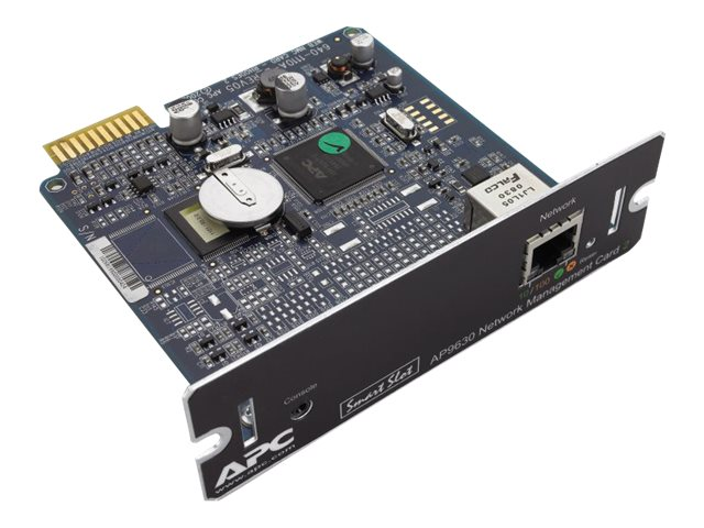 APC UPS Network Management Card 2, AP9630, 9681711, Battery Backup Accessories