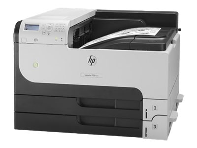 HP LaserJet Enterprise 700 M712n Printer