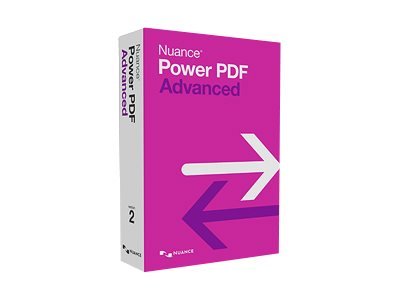 Nuance Power PDF 2.0 Advanced Retail US - English