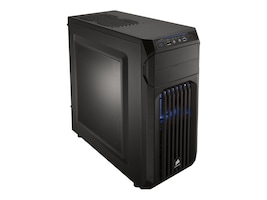Corsair Chassis, Carbide Series SPEC01 Blue LED, CC-9011056-WW, 19090608, Cases - Systems/Servers