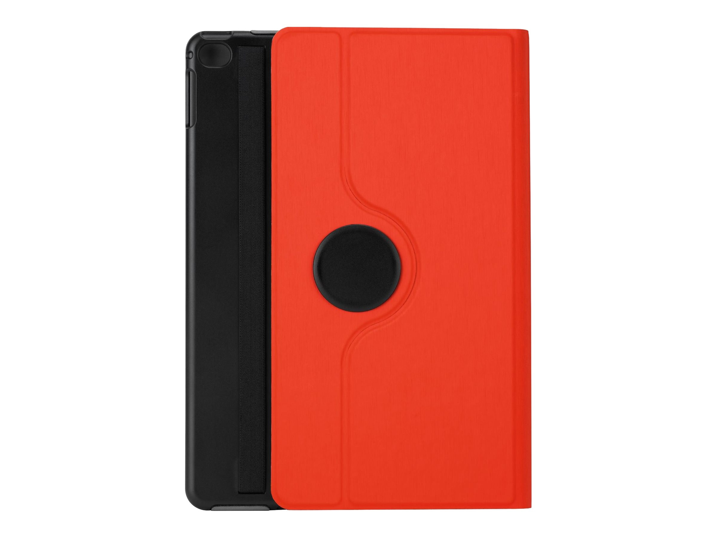 Targus Custom Fit 360 Rotating Case for iPad Air 2 9.7, Red, THZ53603US