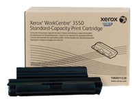 Xerox Black Standard Capacity Toner Cartridge for WorkCentre 3550, 106R01528, 31198224, Ink Cartridges & Ink Refill Kits