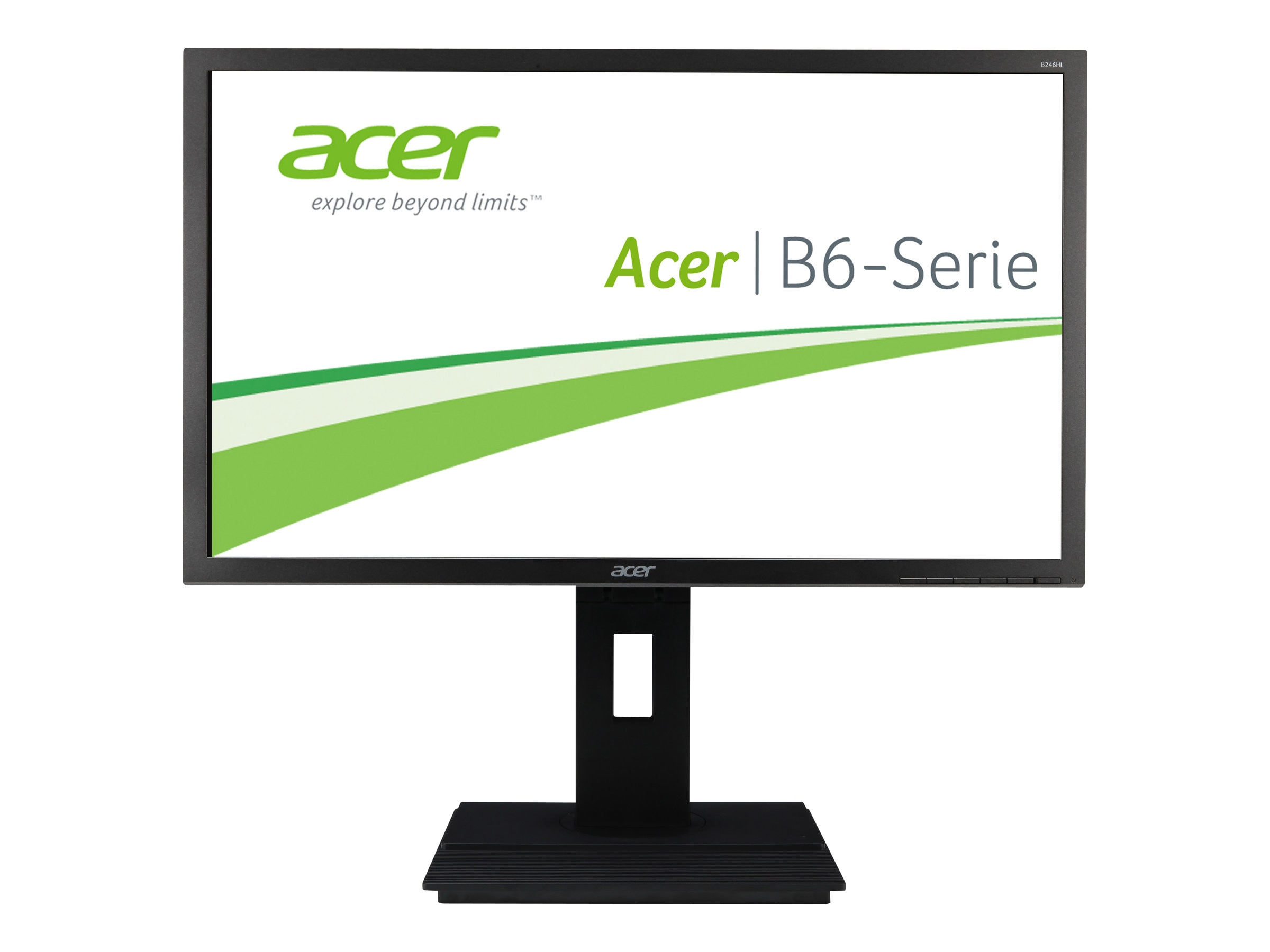 Acer 24 Full HD LED-LCD Monitor with Speakers, UM.FB6AA.001, 15479131, Monitors - LED-LCD