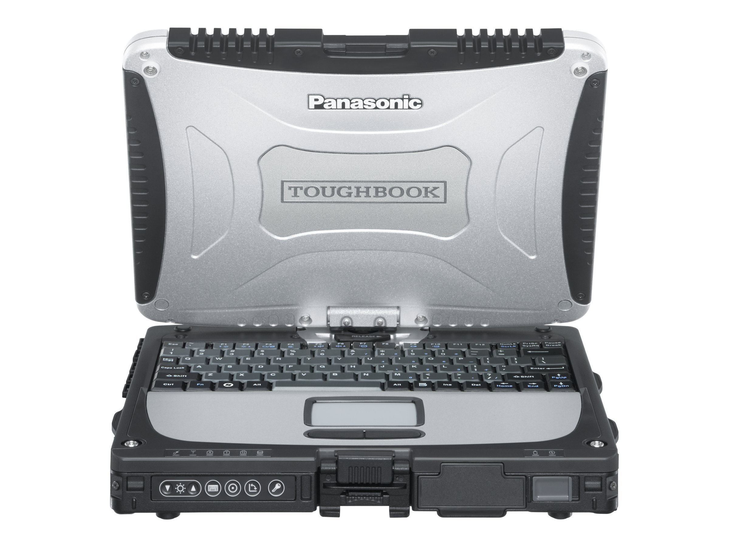 Panasonic Toughbook 19 vPro Core i5-3610ME 2.7GHz 500GB (7200RPM) 10.1 XGA MT W8.1P, CF-19ZE031BM