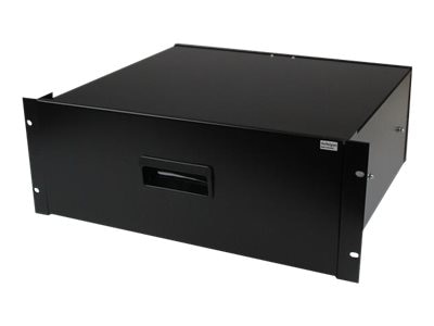 StarTech.com Storage Drawer for Computer Server Rack Cabinet 4U, 4UDRAWER, 244565, Rack Mount Accessories