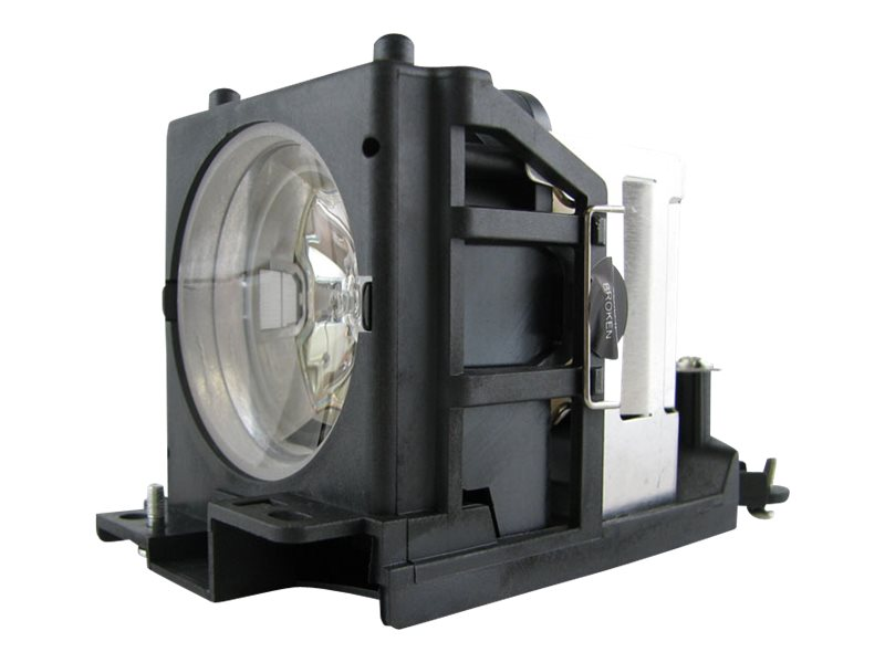 V7 Replacement Lamp for CP-X440 X443  X444 X445  X455; DT00691, VPL-DT00691-2N, 17260554, Projector Lamps