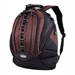 Mobile Edge Select Backpack, Dr. Pepper Red Black, 1680D Ballistic Nylon, MEBPS7, 6101291, Carrying Cases - Notebook