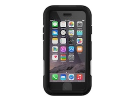Griffin Survivor Summit for iPhone 6 6s, Black Clear, GB41552, 30975167, Carrying Cases - Phones/PDAs