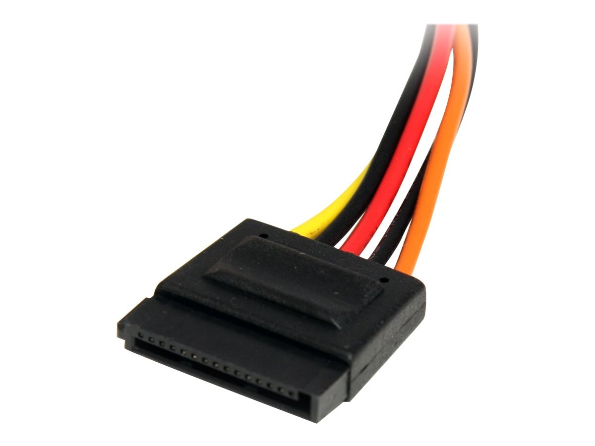 StarTech.com SATA Power Extension Cable (M-F), 12in, SATAPOWEXT12