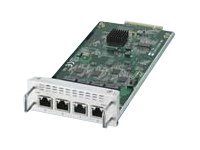Zyxel WEM104F GBE SFP 4-port LAN Module for NXC5200, WEM104F, 12215033, Wireless Networking Accessories
