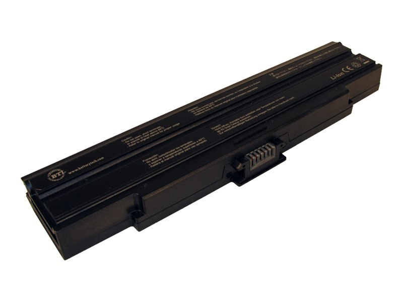 BTI Li-Ion Battery for Sony VAIO Laptop Series AX & BX, SY-BX, 7376641, Batteries - Notebook