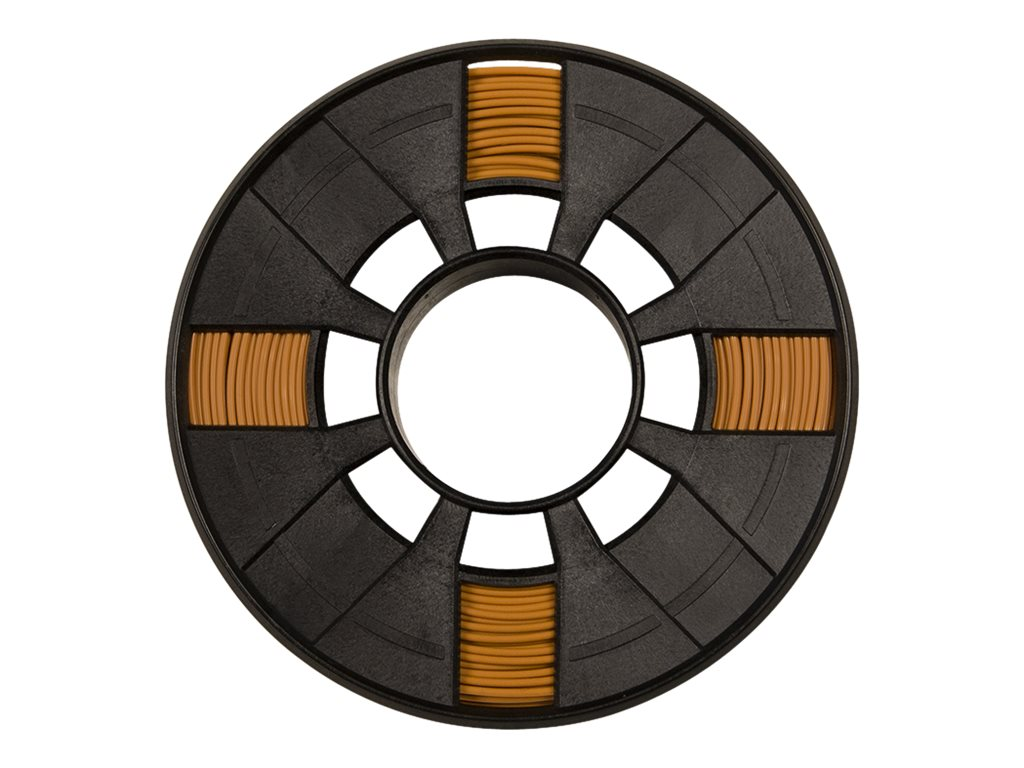 MakerBot True Brown PLA Filament Small Spool, MP06642
