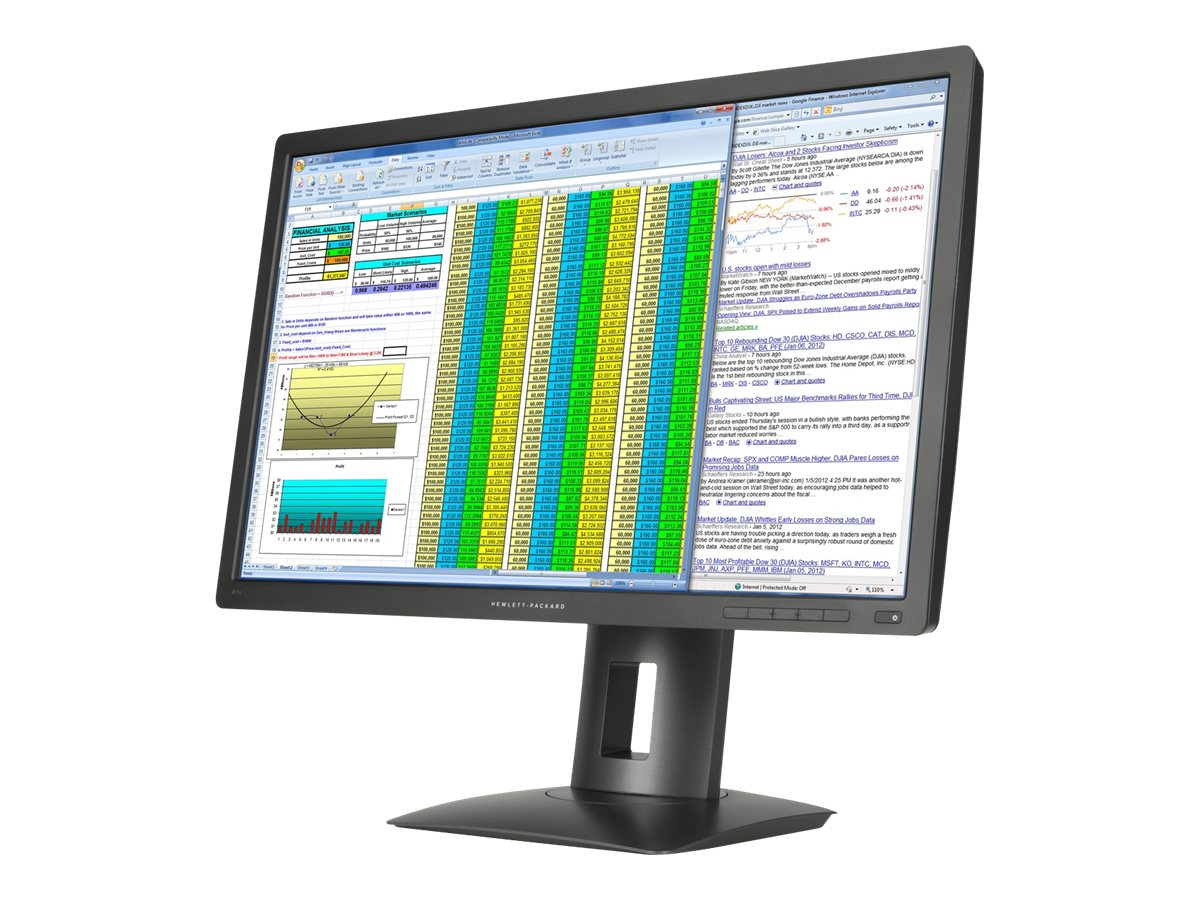 HP 27 Z27q 5K Ultra HD LED-LCD IPS Display, Black, J3G14A4#ABA