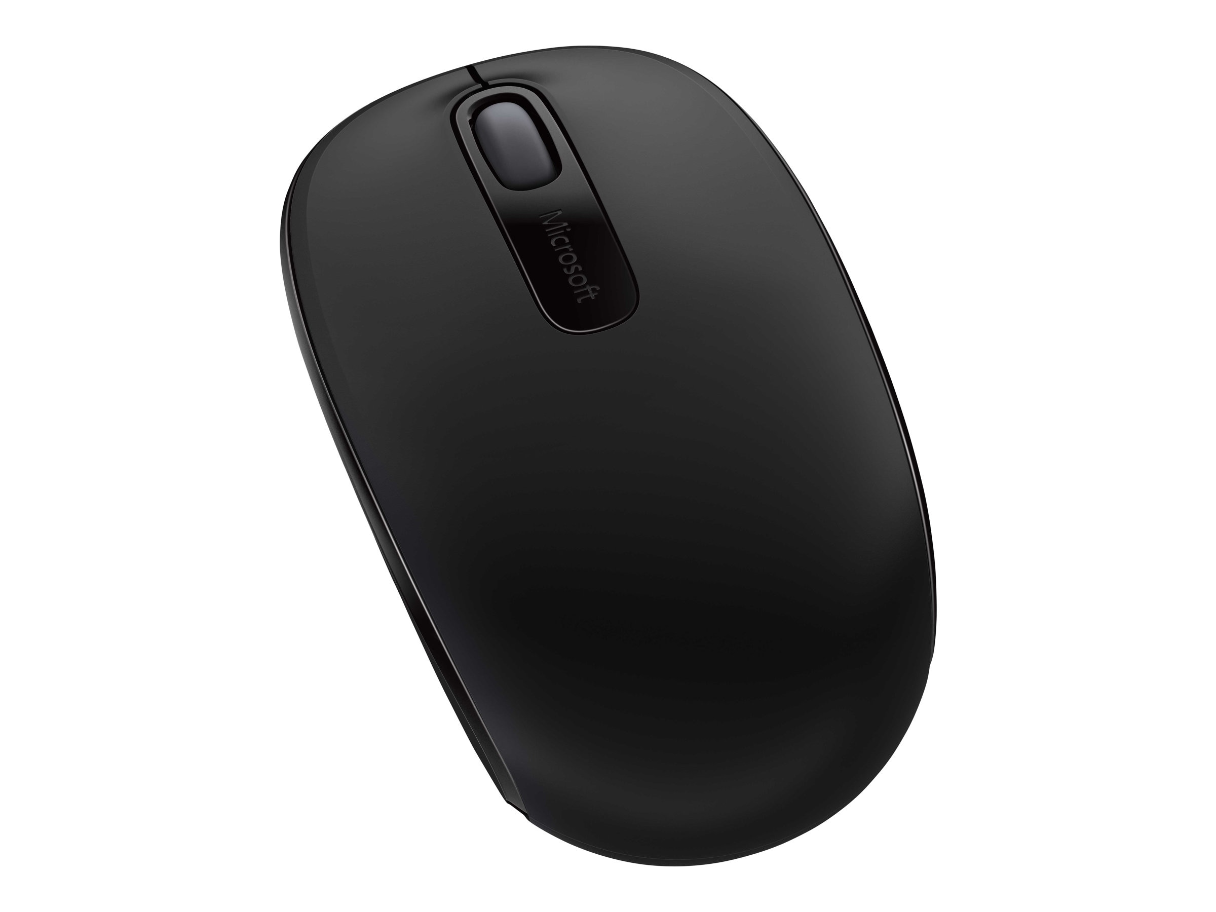 Microsoft Wireless Mobile Mouse 1850 for Business, Black, 7MM-00001, 20079342, Mice & Cursor Control Devices