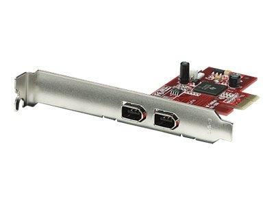 Manhattan 2-Port FireWire 400 PCI Express Card