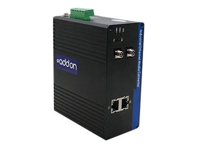 ACP-EP AddOn 1GBS 2 RJ-45 TO 2 FC  Media Converter, ADD-IGMC-BXD-2FC2