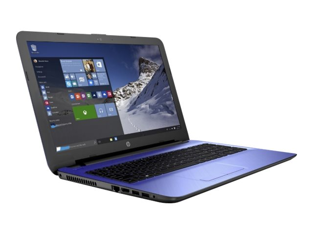 HP Pavilion AMD A6-6310 500GB 15.6 W10 Blue, P1A91UA#ABA, 29320016, Notebooks