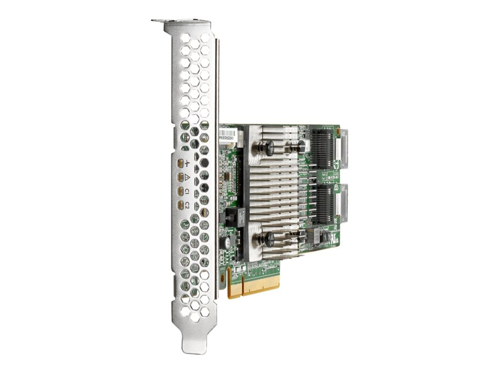 HPE 2-port Int Smart Host Bus Adapter, 726907-B21, 18011795, Host Bus Adapters (HBAs)