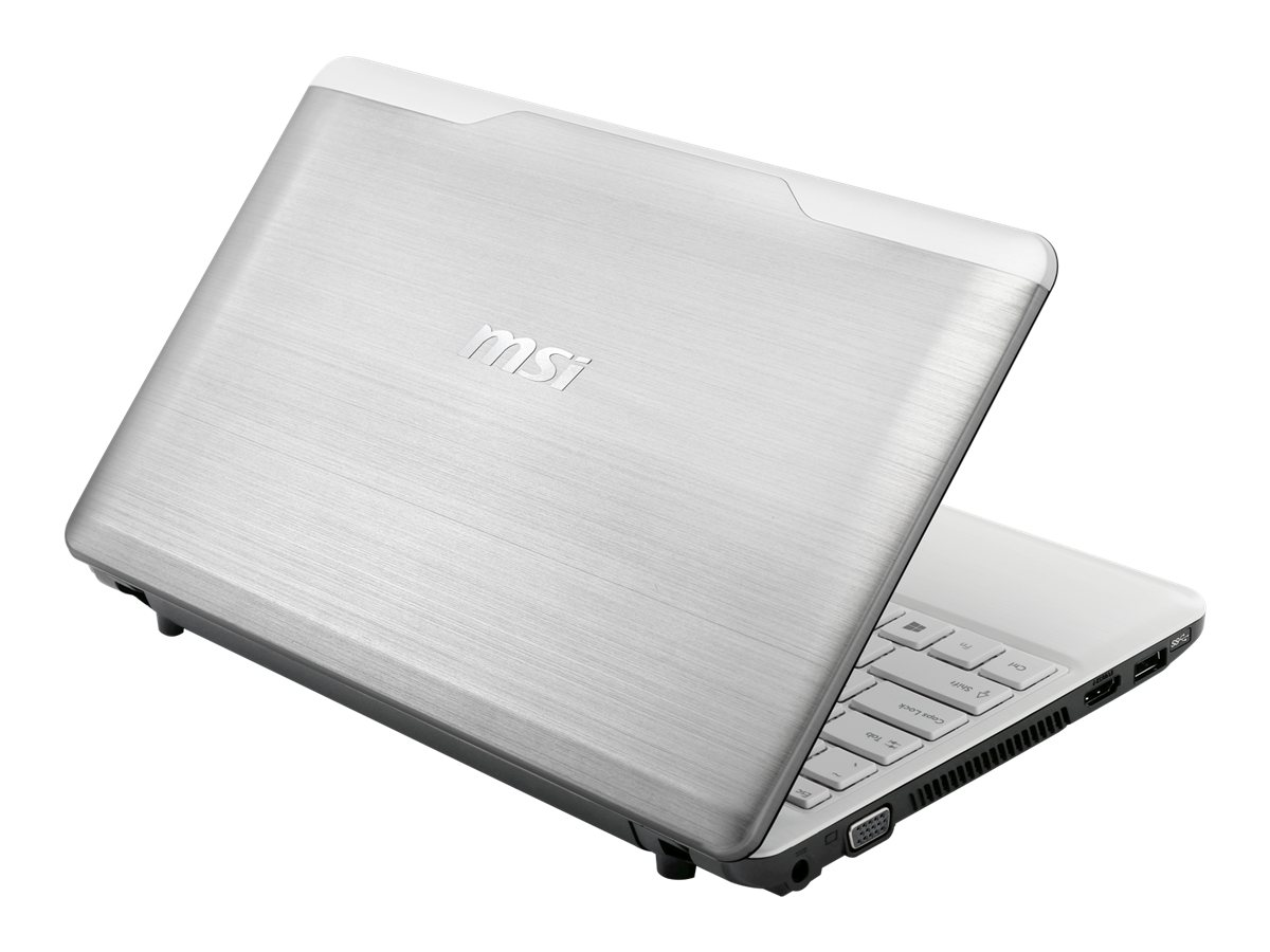 MSI 9S7-124K33 Ultrabook 4GB 750GB11.6 Black, 9S7-124K33-006