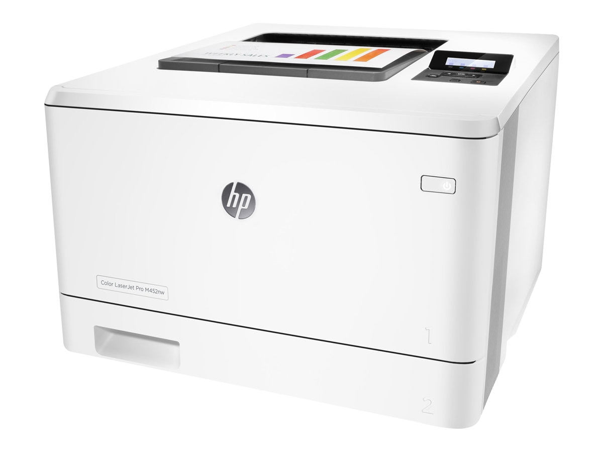 HP Color LaserJet Pro M452nw Printer, CF388A#BGJ, 30617001, Printers - Laser & LED (color)