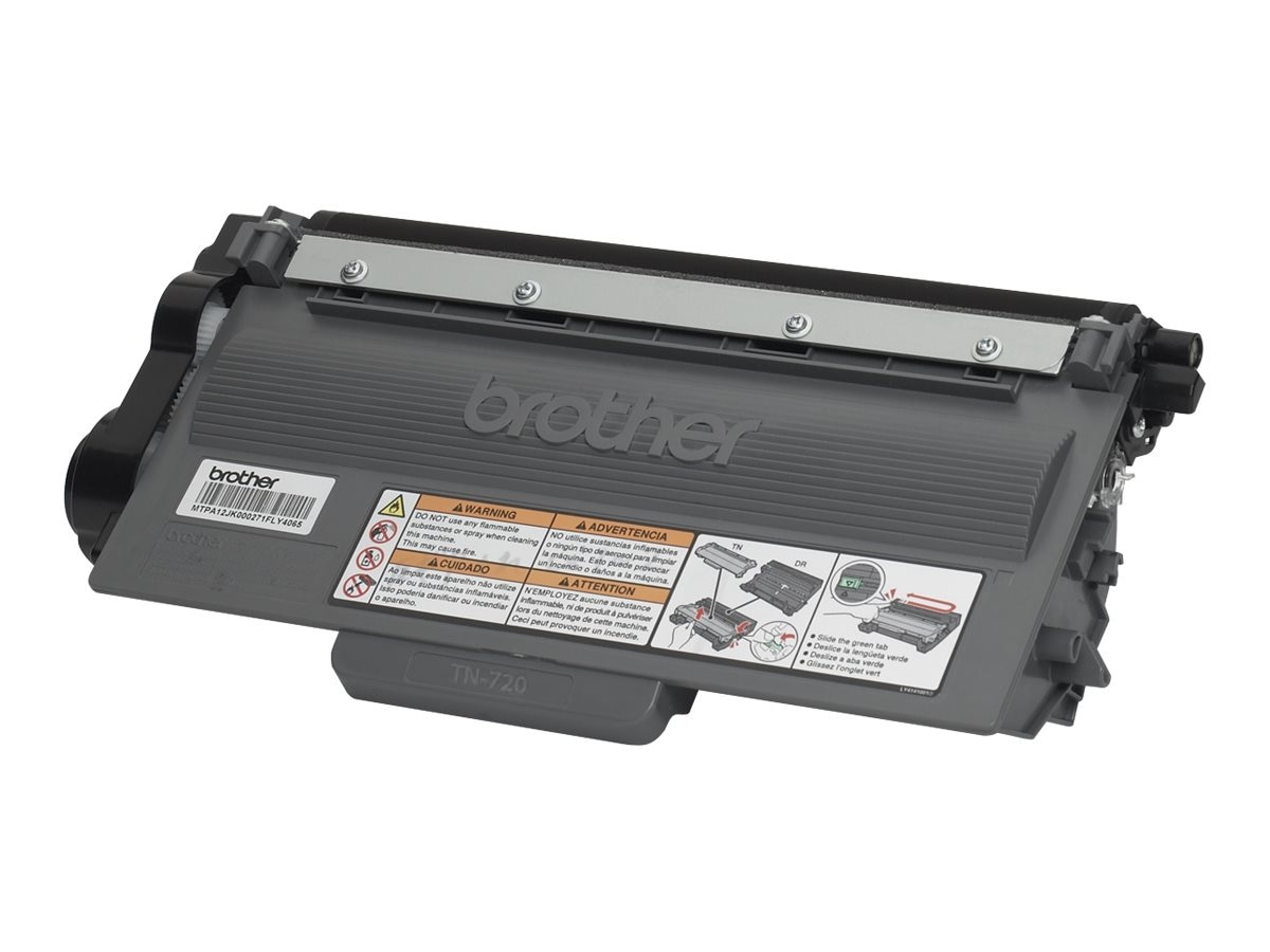 Brother Black Standard Yield Toner Cartridge for DCP-8110DN, DCP-8150DN, DCP-8155DN, HL-5450DN, HL-5470
