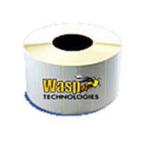 Wasp 2.25 x 1.25 Thermal Transfer Labels, Quad Pack, 633808402525, 6175899, Paper, Labels & Other Print Media