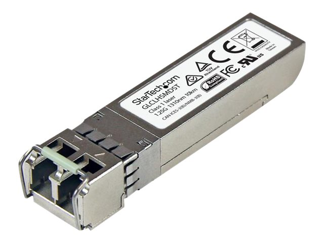 StarTech.com Gigabit Fiber SFP Transceiver Module, Cisco Compatible, GLCLHSMDST, 31779264, Network Transceivers