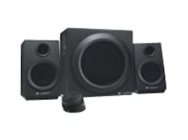Logitech Z333 Multimedia Speakers, 980-001203, 30553239, Speakers - Audio