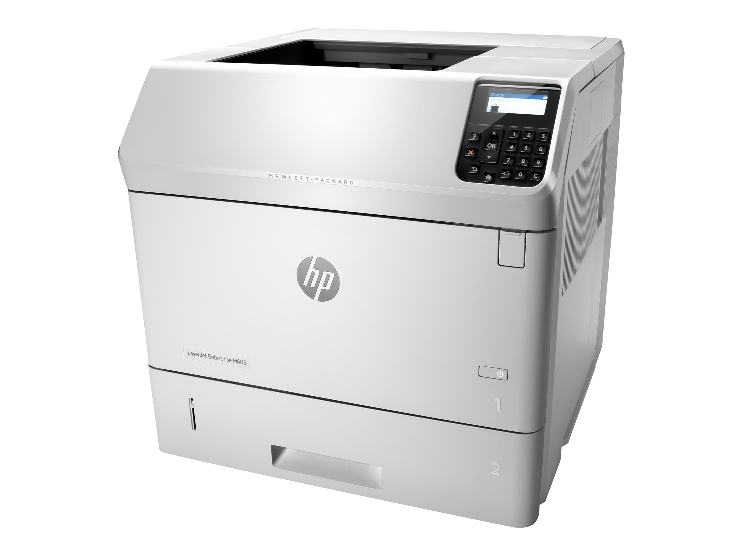 HP LaserJet Enterprise M605dn Printer, E6B70A#BGJ, 18894233, Printers - Laser & LED (monochrome)