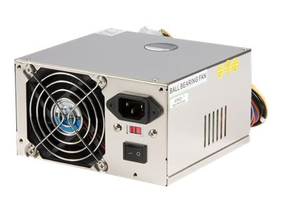 StarTech.com 400W Professional ATX12 V2.01 Power Supply with PCI Express SATA