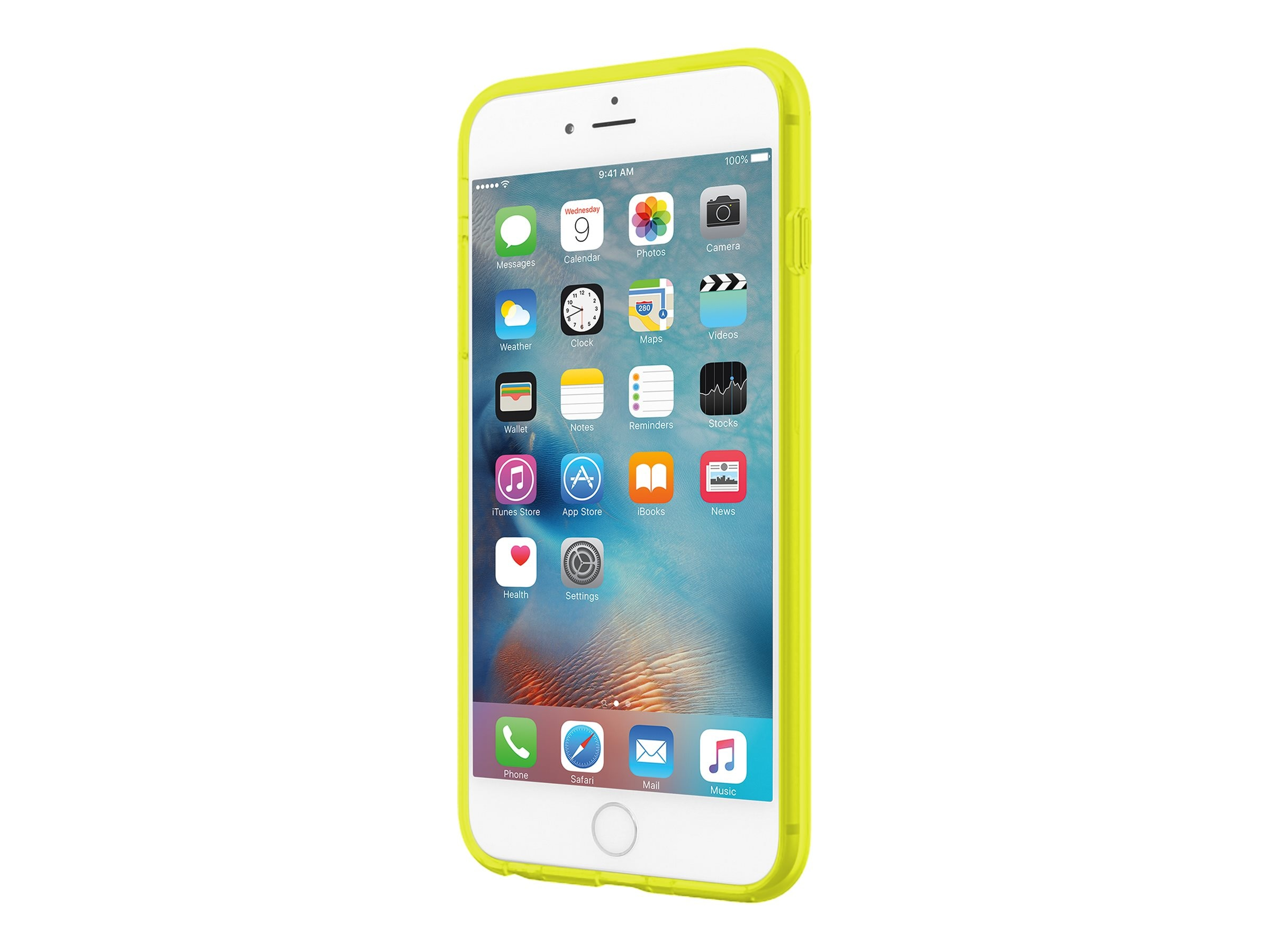 Incipio Octane Pure Case for iPhone 6S Plus, Lime