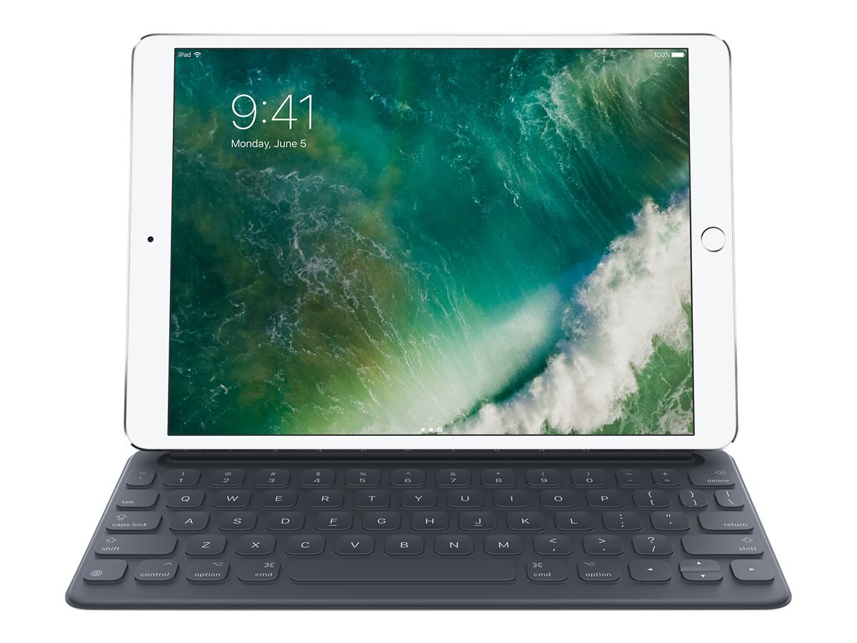 Apple Smart Keyboard for 10.5 iPad Pro, US English