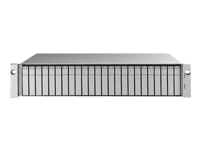 Promise 24TB 4U 24-Bay FC 16Gb s Single Controller RAID Subsystem w  24X1TB 7.2K RPM SAS 12Gb s Drives, E5320FSNX1