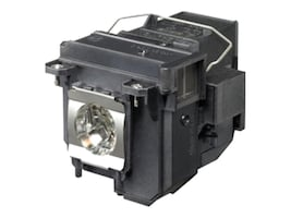 Ereplacements Replacement Lamp for BrightLink 475Wi, 480i, ELPLP71-ER, 30985592, Projector Lamps