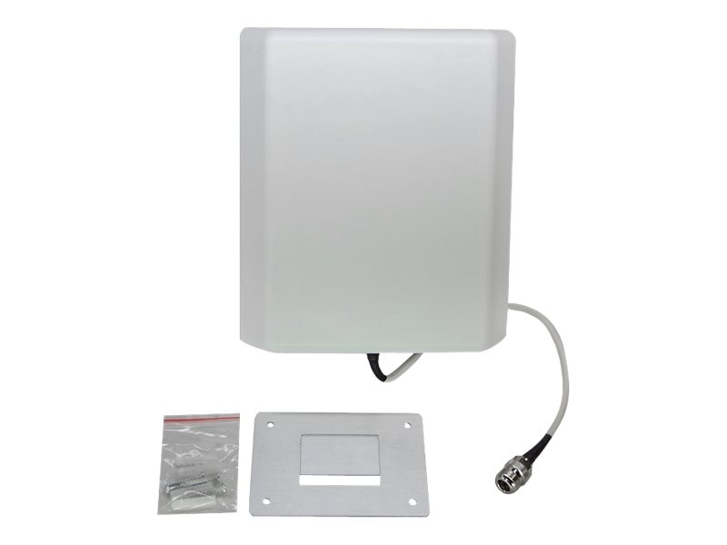 Premiertek ANT-P702707 2.4GHZ PANEL 5DBI  ACCS100W ANTENNA N FEMALE