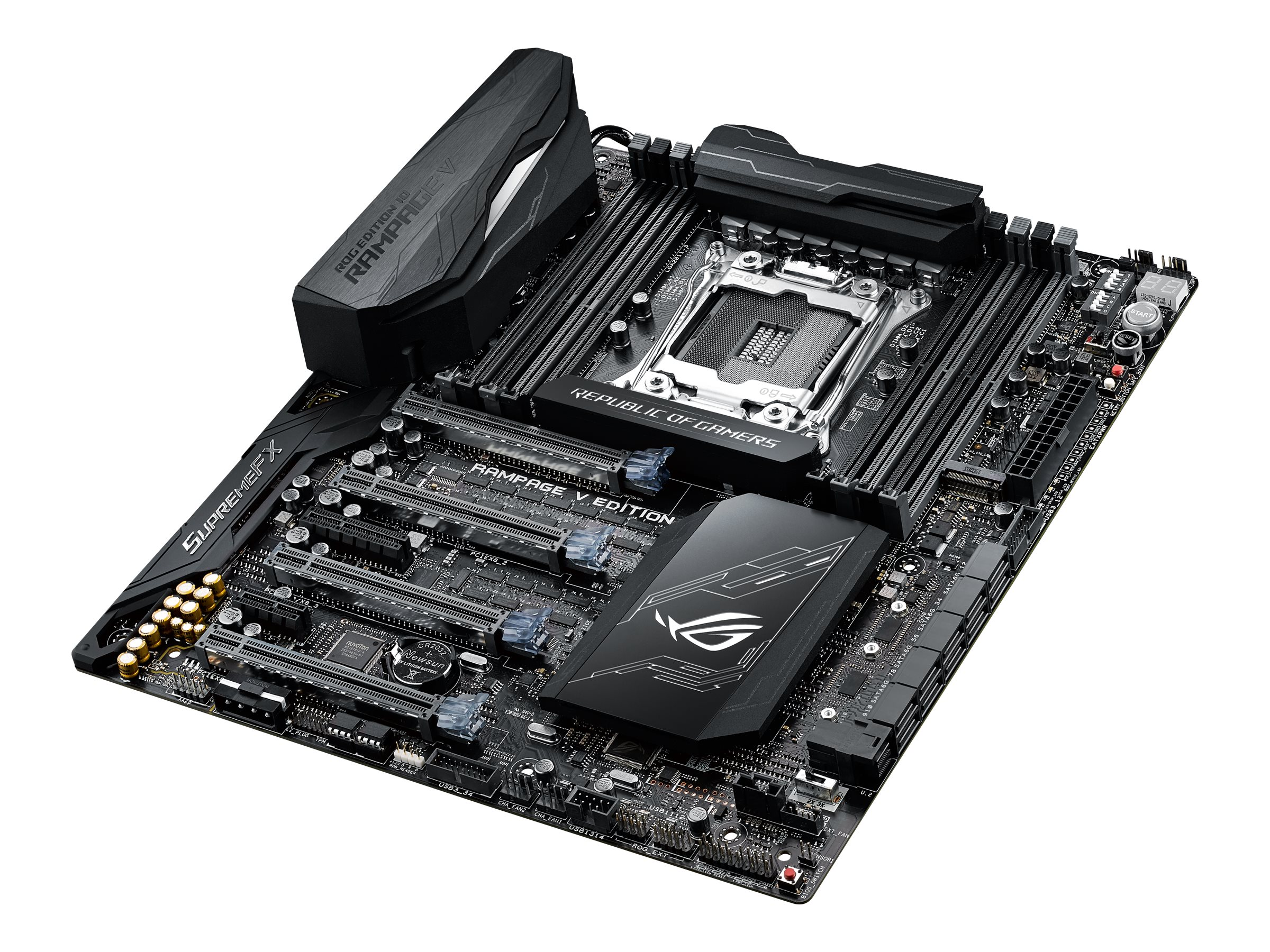 Asus RAMPAGE V EDITION 10 Image 3
