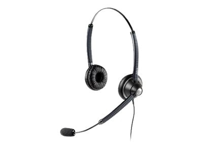 Jabra BIZ1925 Duo Noise-Cancelling Headset, 1989-820-105, 12606974, Headsets (w/ microphone)