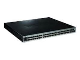 Open Box D-Link xStack DGS-3620-52T 48-Port GbE Switch w 4x10GbE SFP+, DGS-3620-52T/SI, 31990650, Network Switches