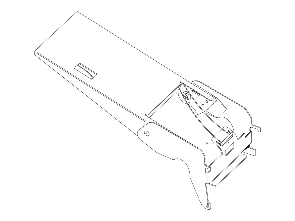 Lexmark Banner Input Assembly for C760 & C762 Series, 56P2894, 15860741, Printer Accessories
