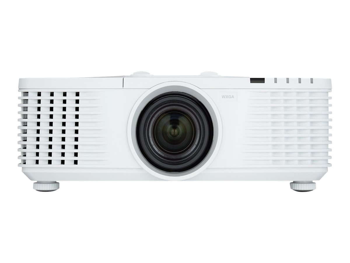 ViewSonic Pro9520WL WXGA DLP Projector with Speakers, 5200 Lumens, White, PRO9520WL