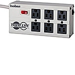 Tripp Lite Isobar Ultra Surge (6) Outlet 6ft Cord 3330 Joules