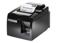 Star Micronics TSP143UGT Thermal Friction USB Printer -Piano Black w  Cutter, Power Supply & USB Cable, 39463510, 12039818, Printers - POS Receipt