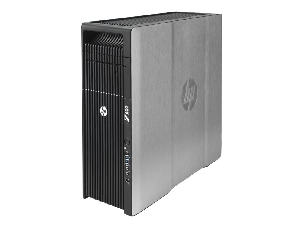 HP Z620 Xeon E5-2603 1.8GHz 8GB 128GB W7P64, E1F30UC#ABA, 17863435, Workstations